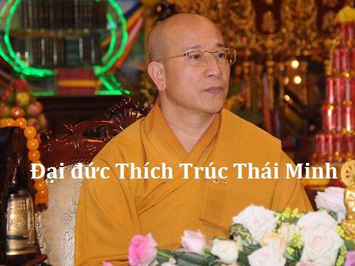 Đại đức Thích Trúc Thái Minh