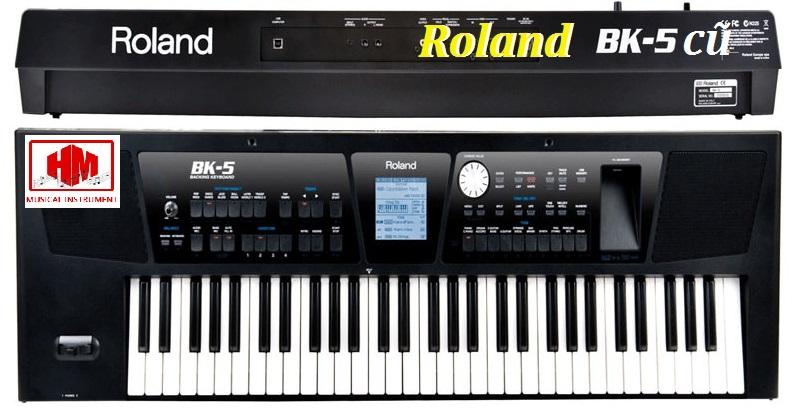 roland bk-5 cũ