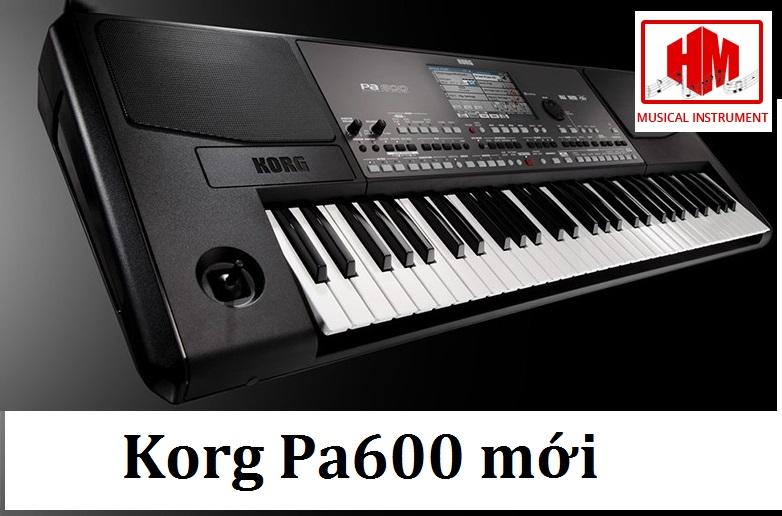 korg pa600 mới