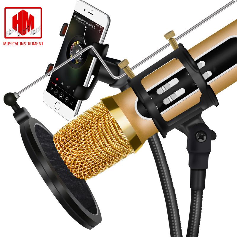 micro thu am karaoke livestream c11