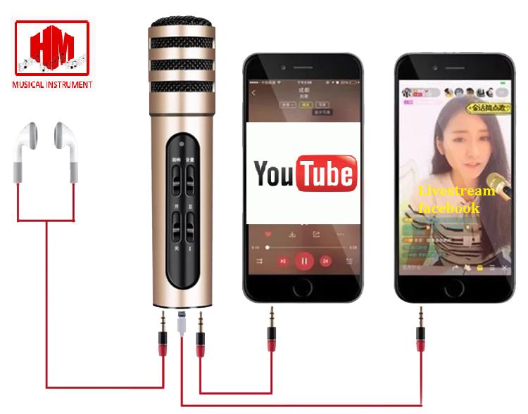 micro livestream c7